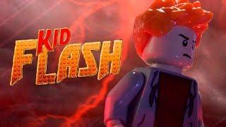 Kid Flash: The Series Promo Teaser