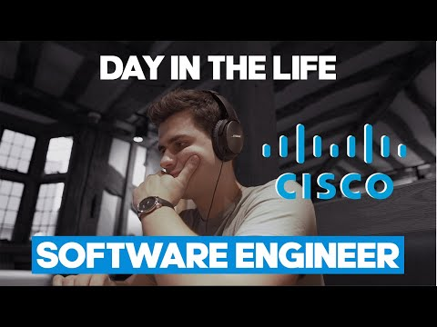 A Day In The Life Of A Remote Cisco Software Engineer For Silicon Valley