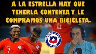 Porque es Nominado Junior Fernandes a la Seleccion Chilena.