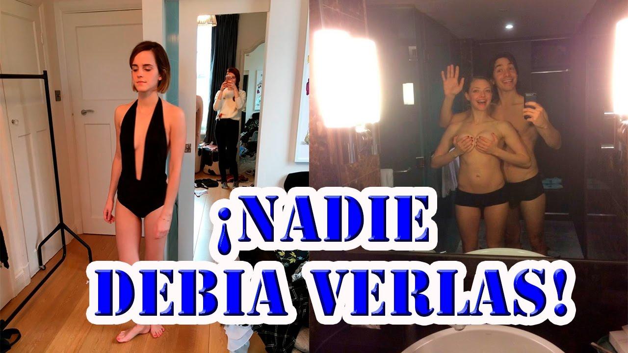 Emma crosby en desnudo