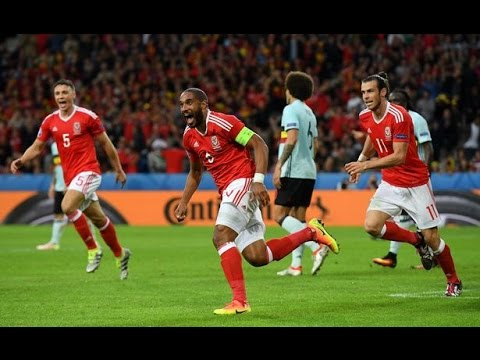 Wales VS Belgium ► 3-1 EURO 2016 ► ALL Goals highlights
