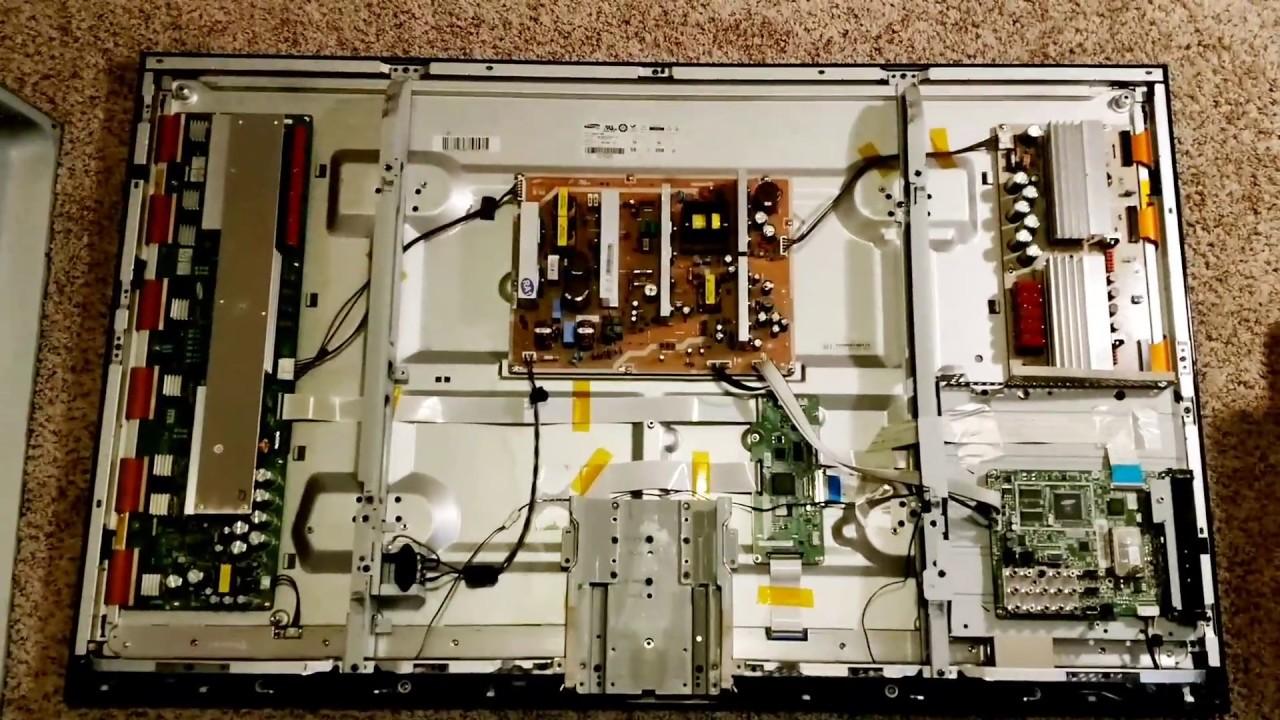 SAMSUNG PN50C430A1D PLASMA TV DRIVERS PC