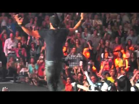 Luke Bryan - I Don't Want This Night To End (Orlando, FL 1/26/13)