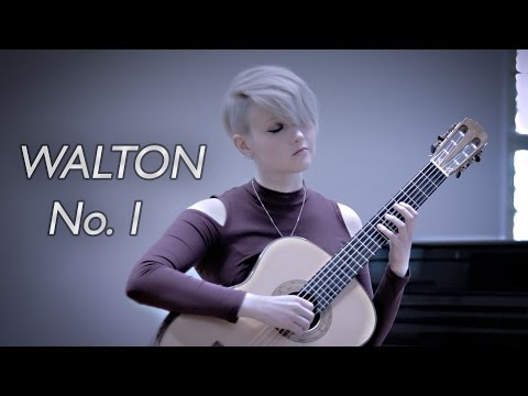Bagatelle No. 1 by William Walton, performed by Stephanie Jones