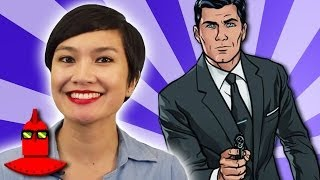 Archer Season 5 Premiere & Simpsons Meet Miyazaki - Toon Buzz on Channel Frederator (Ep. 28)