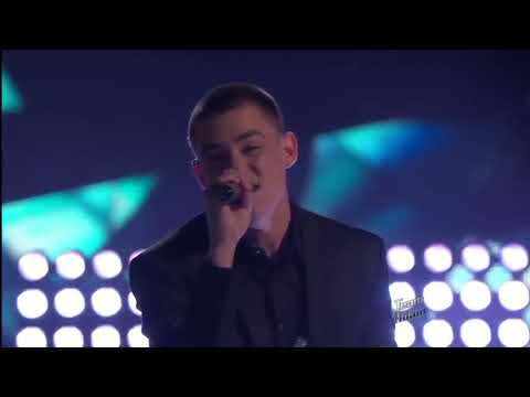 The Voice 2014 FinaleChris Jamison Original PerformanceVelvet