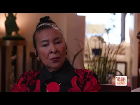Xernona Clayton talks about working with MLK and Coretta Scott ...