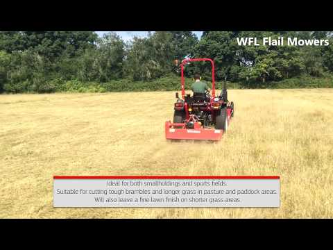Compact Tractor Attachments | Groundcare Machinery - Winton
