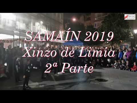 SAMAIN 2019  2ª Parte