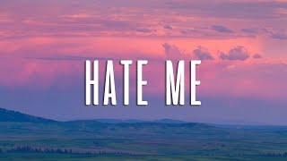 Ellie Goulding & Juice WRLD - Hate Me (Lyrics)