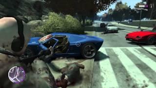 """Hogaty, Flothar i Gilathiss - """"Niedzielne Granie"""" w Zagrajmy w GTA 4 TBoGT Multiplayer # 24 """"RP"""""""