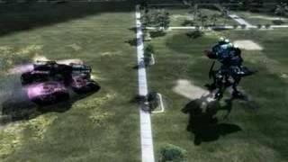 Command & Conquer 3 Kanes Wrath    Redeemer v M.A.R.V. Take2