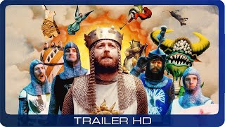 Monty Python And The Holy Grail ≣ 1975 ≣ DVD trailer