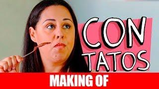 Vídeo - Making Of – Contatos