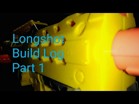 Mod Guide - Longshot Build Log [Part 1] : The Internals and How it Works