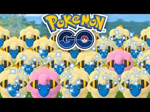 OÙ EST WATTOUAT SHINY ? - Pokémon GO Community Day