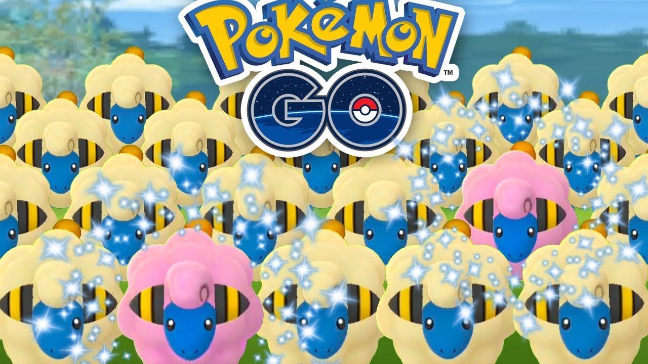 O est wattouat shiny pok mon go community day youtube - Pokemon wattouat ...