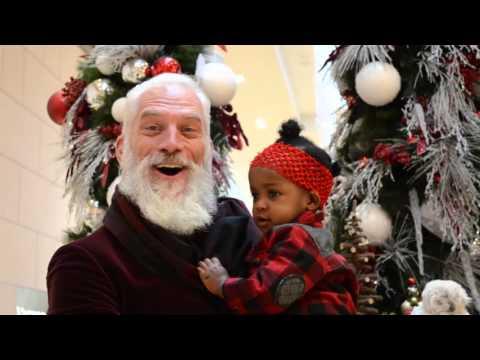 Meet Toronto's Fashion Santa