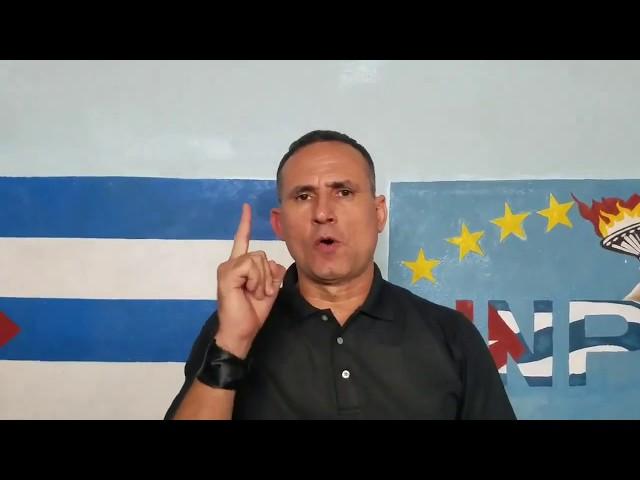 Jose Daniel Ferrer Ni1+