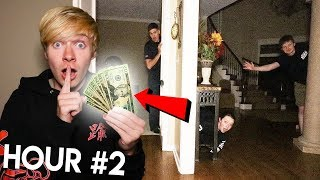 Last To Get Caught Wins $200 - HIDE AND SEEK CHALLENGE