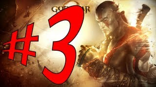 God of War : Ascension - Parte 3: O Oráculo e o Maldito Castor! [ Playthrough em PT-BR ]