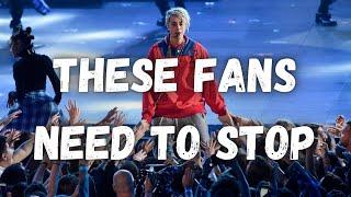 Responding to Justin Bieber Fans...