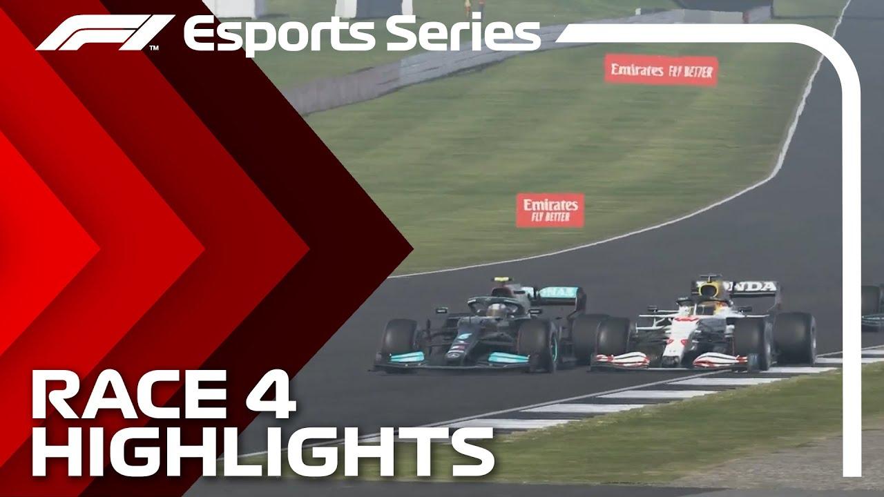Download 2021 F1 Esports Pro Championship: Race 4 Highlights