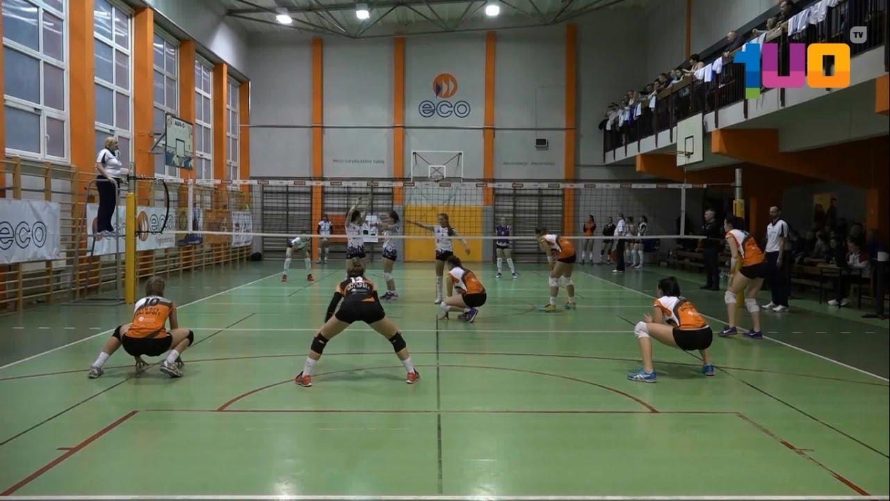 ECO AZS Uni Opole vs Polonia Łaziska Górne