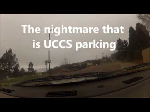 The nightmare that is UCCS parking
