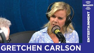 Gretchen Carlson on her Relationship with Megyn Kelly
