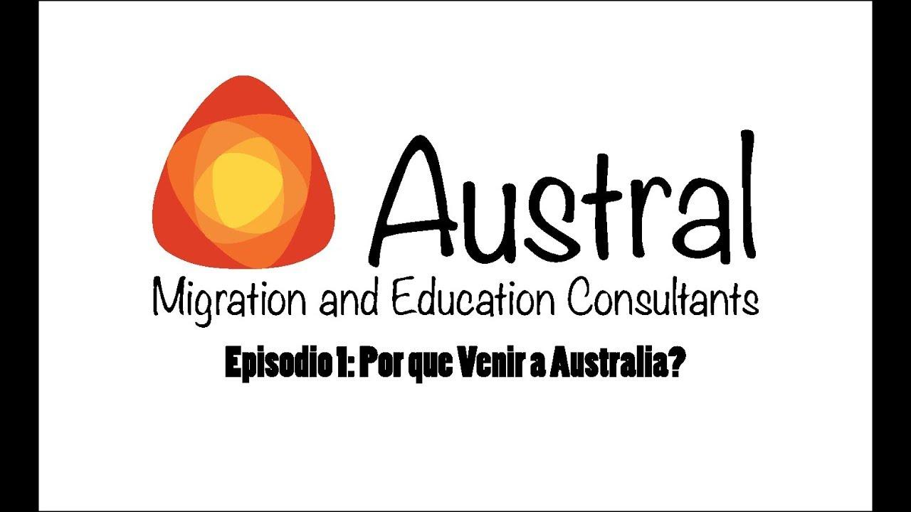 Por que Venir a Australia?