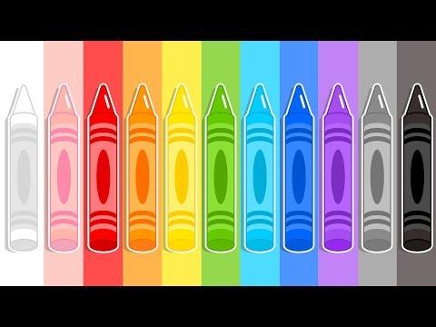 Dibujos para Colorear de Plim Plim #2   Aprende los Colores de Wichi