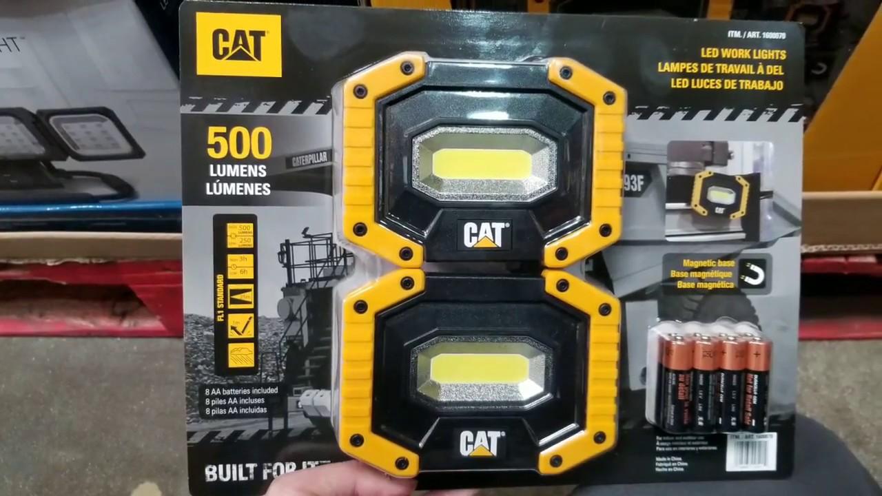 Cat Led Work Light Costco