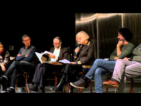Pio Tarantini - Presentazione volumi Teatro Verdi (Milano, novembre 2014)