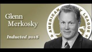 AHL Hall of Fame: Glenn Merkosky (2018)