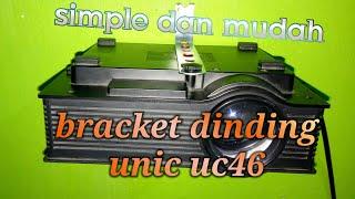 Bracket projector unic uc 46