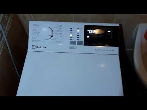 Стиральная машина Electrolux PERFECT CARE 600 EW6T4R061