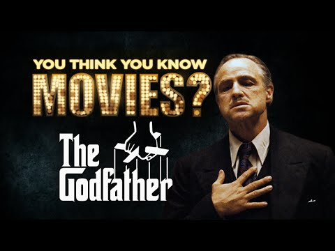 The Godfather  You Think You Know Movies?