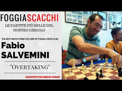 Scacchi Foggia || Fabio Salvemini vs. Corrado Salvemini || Overtaking