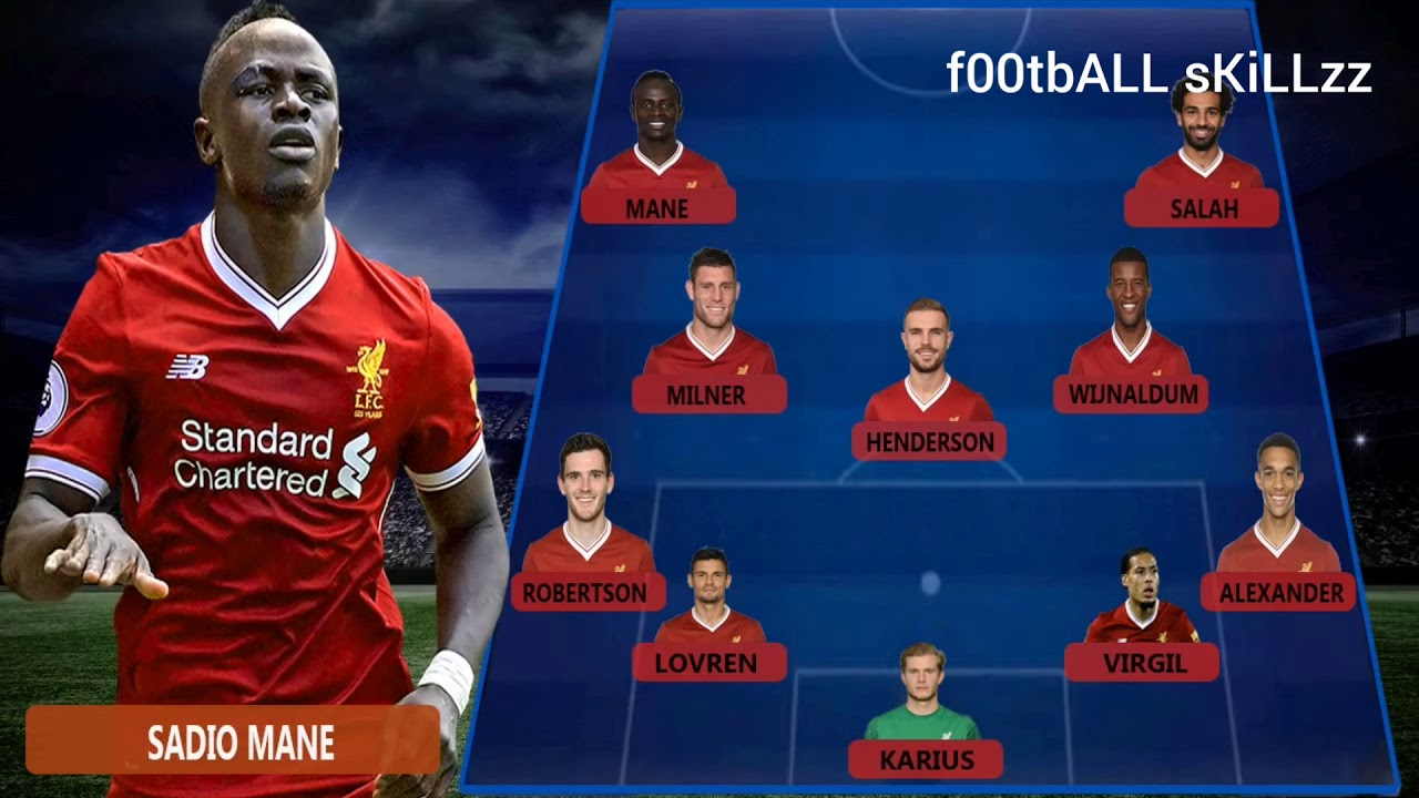 Champions League - Real Madrid vs Liverpool predicted line ...