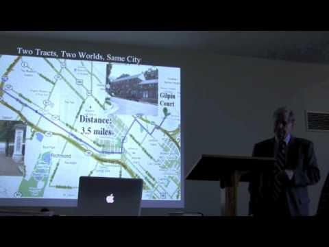 Shalom RVA - Week 3 (Dr John Moeser, Univ of Richmond)