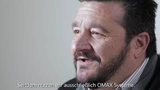 INNOMAX OMAX in der Massenproduktion   Thyssenkrupp Aerospace USA