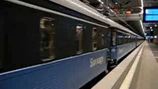 Scandinavia Night Express 2