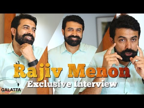 Interview with #RajivMenon | India's Top #Cinematographer Opens Up
