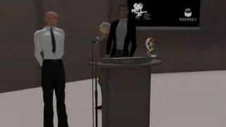 Zlata rola (Petelinji zajtrk) v Second Life