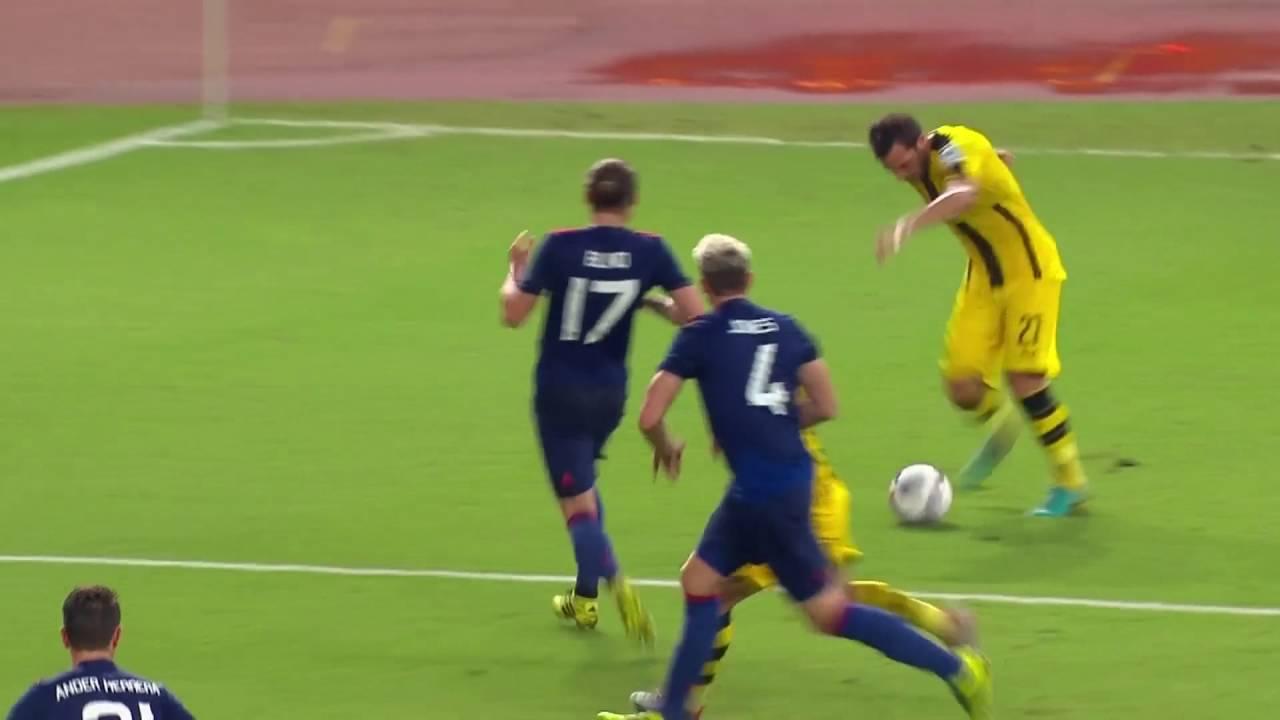 Highlights: Manchester United - Borussia Dortmund 1:4 (International Champions Cup 2016)