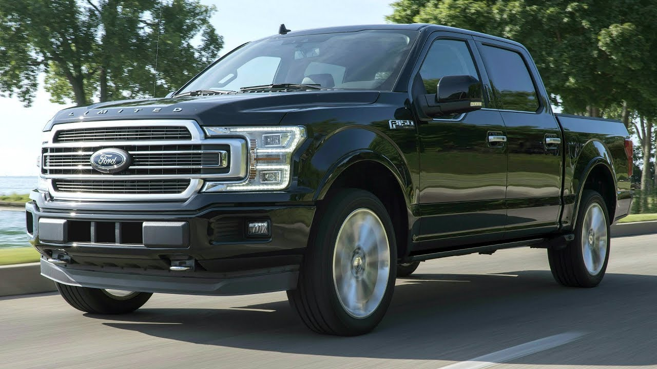 2019 Ford F-150 Limited - Luxurious and Powerful - YouTube
