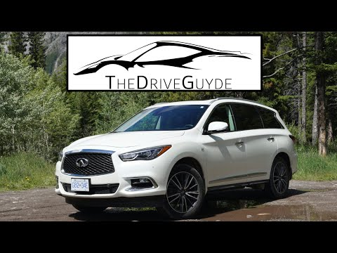 Here's What you Need to Know About the INFINITI QX60