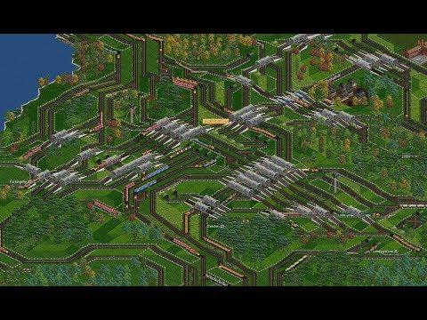OpenTTD - TG_Game_5 | Cargo | xUSSR | #3