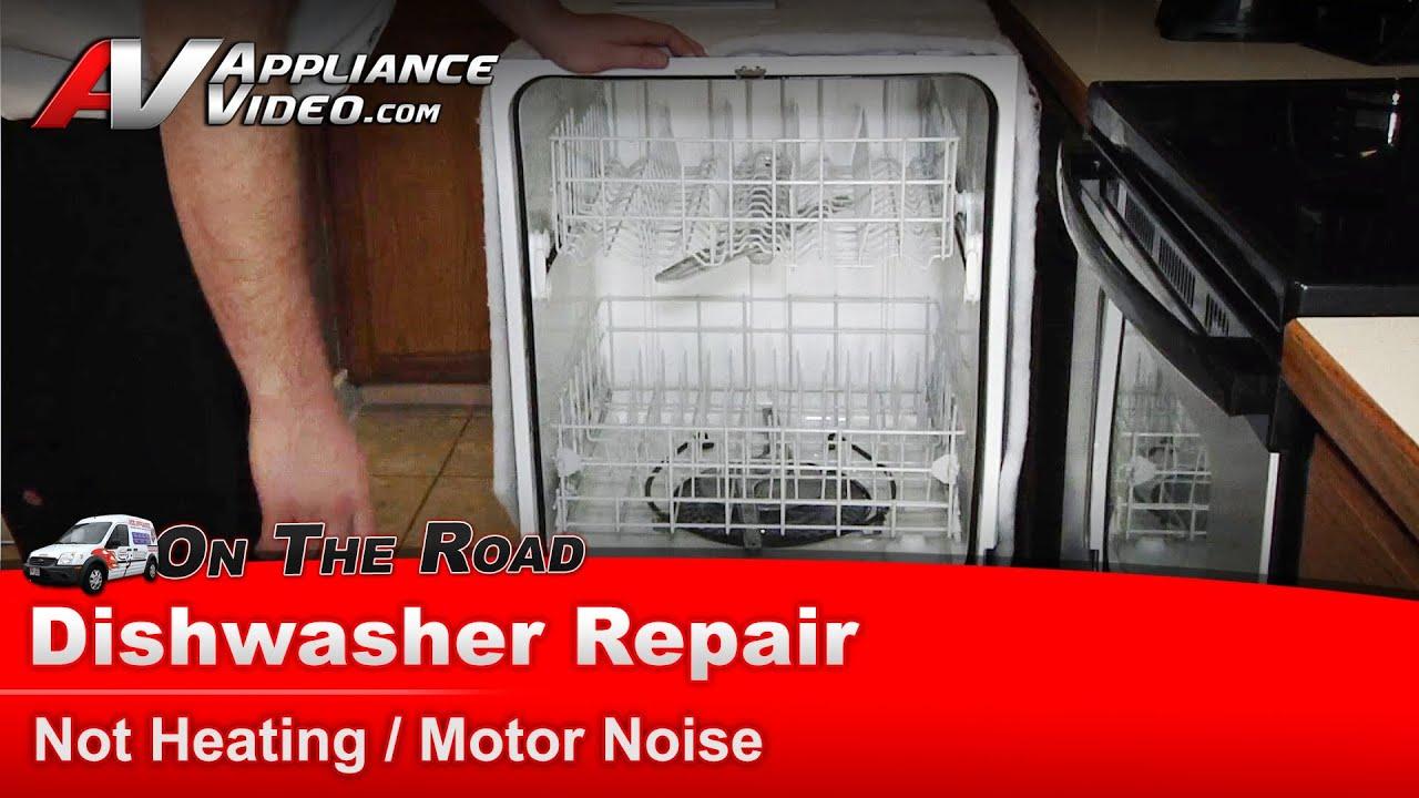 Kitchenaid Heating Element kitchenaid dishwasher heating element repair not motor noise with